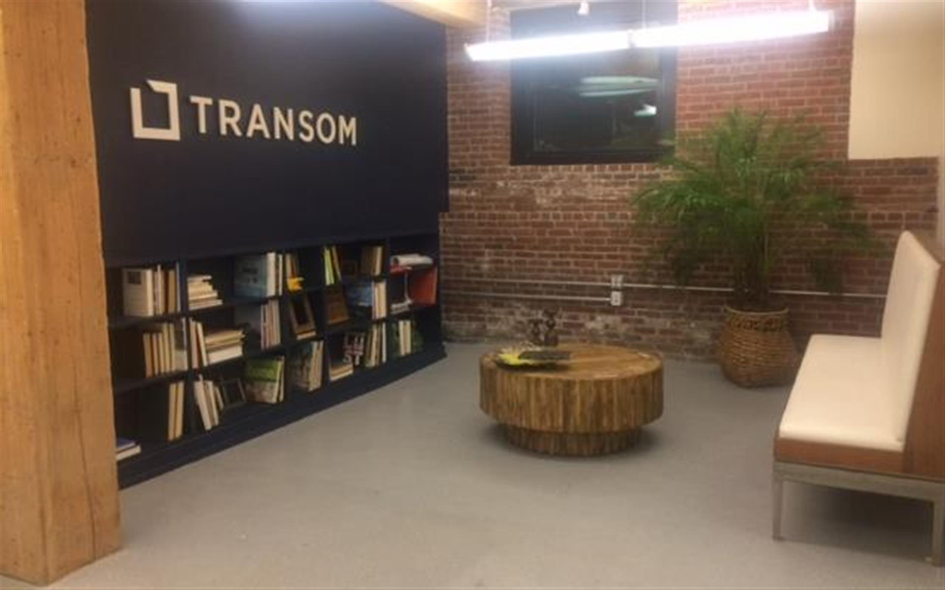 Transom Real Estate, LLC - Private Office within Brick-&-Beam Suite