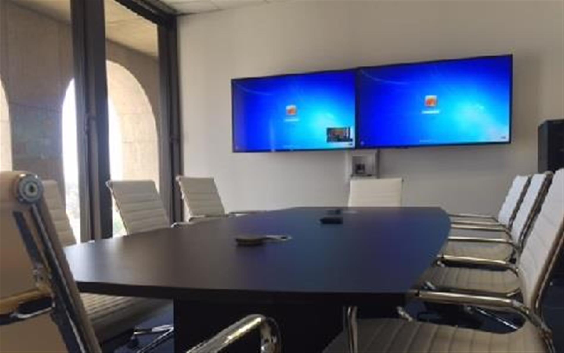 AV Planners - Suite 1060- Video Conferencing HD Room