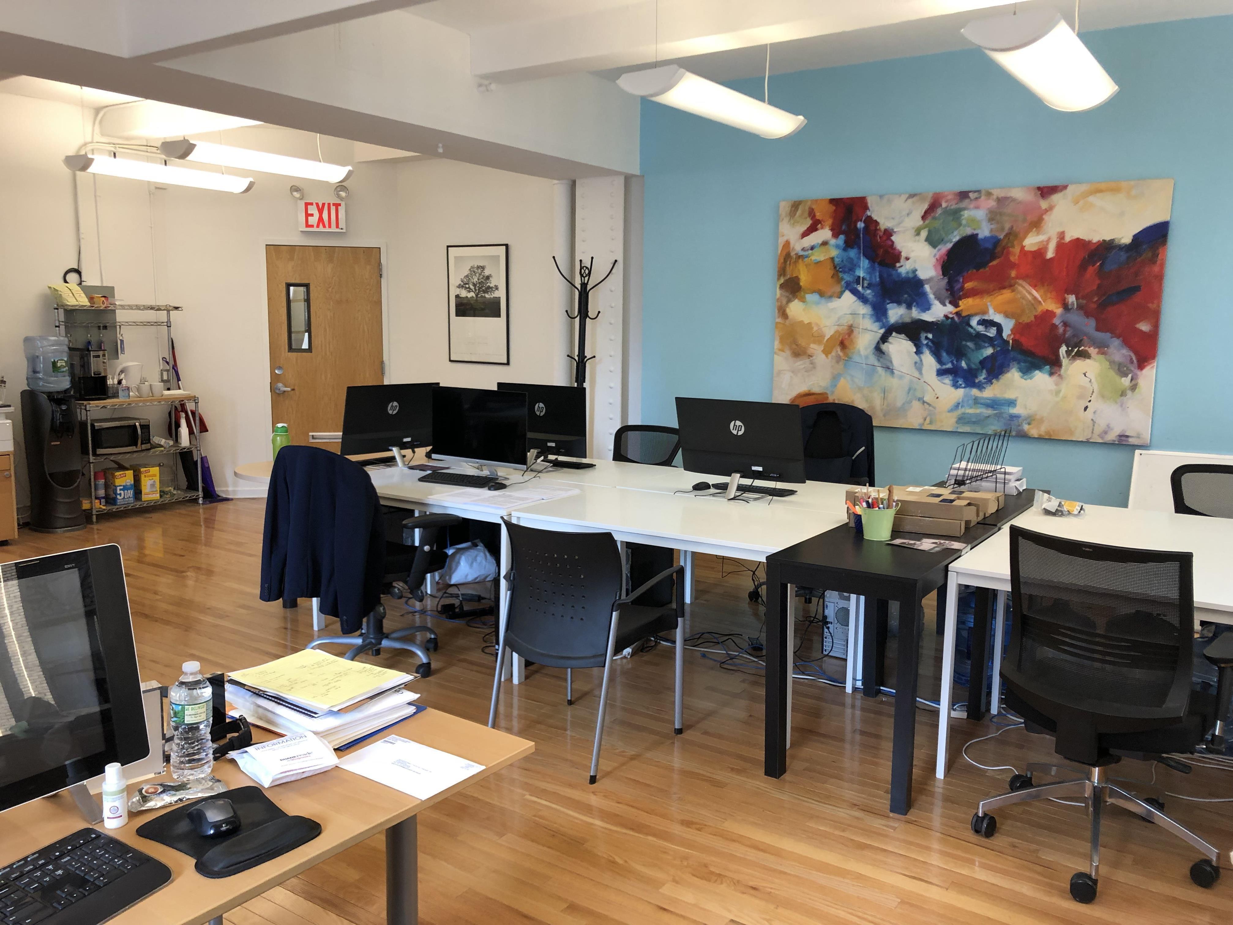 Motion New York - Open Desk 1