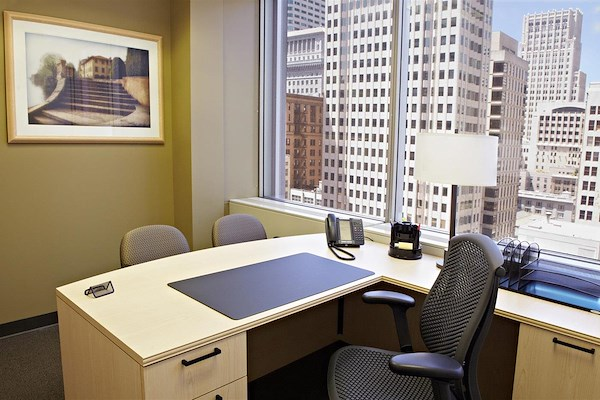 Intelligent Office San Francisco - Day Office 2