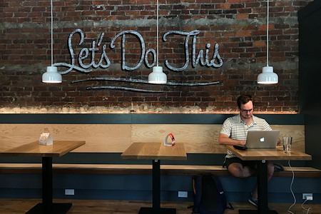 Gather- Richmond - Coworking Day Pass