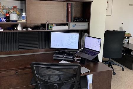Building Talent - Dedicated Desk 1