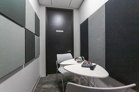Downtown Works - Podcast Room