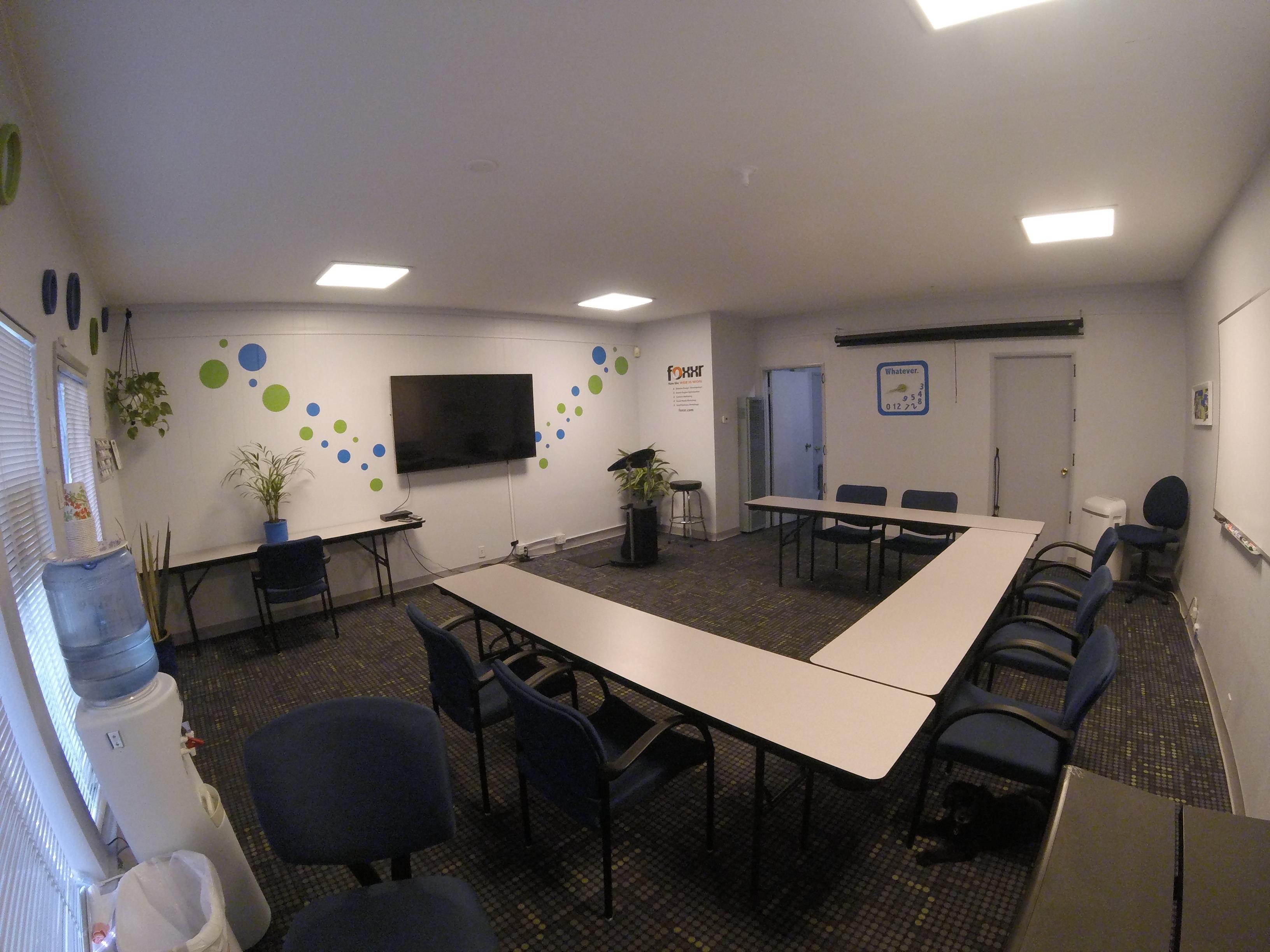 Foxxr - Capitola Conference Room
