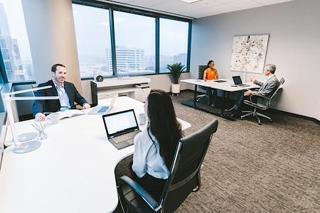 WORKSUITES | Dallas Galleria Tower One - Dedicated Desk