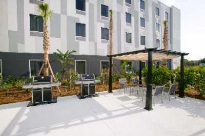 Hampton Inn & Suites Sarasota Bradenton Airport - Patio