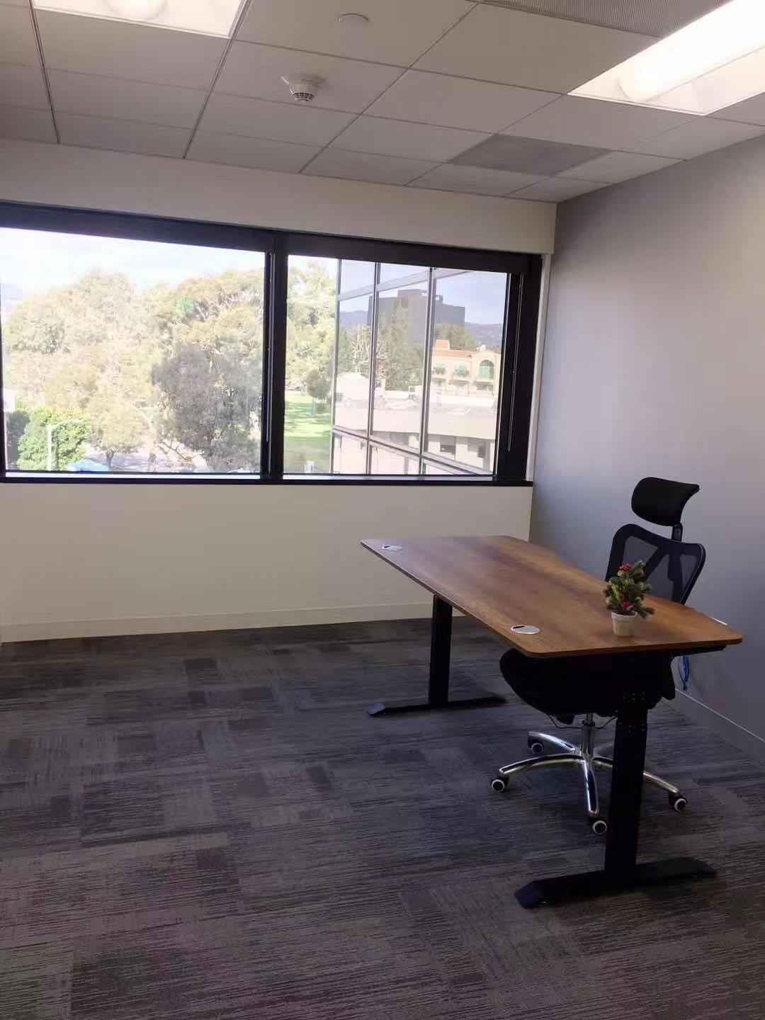 Caesar Coworking - Private Office with Pretty Window View