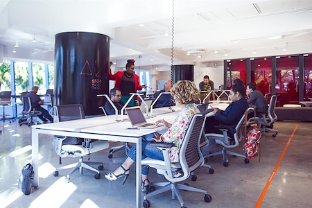 Axis Space Coworking - The Openground: Daily Pass