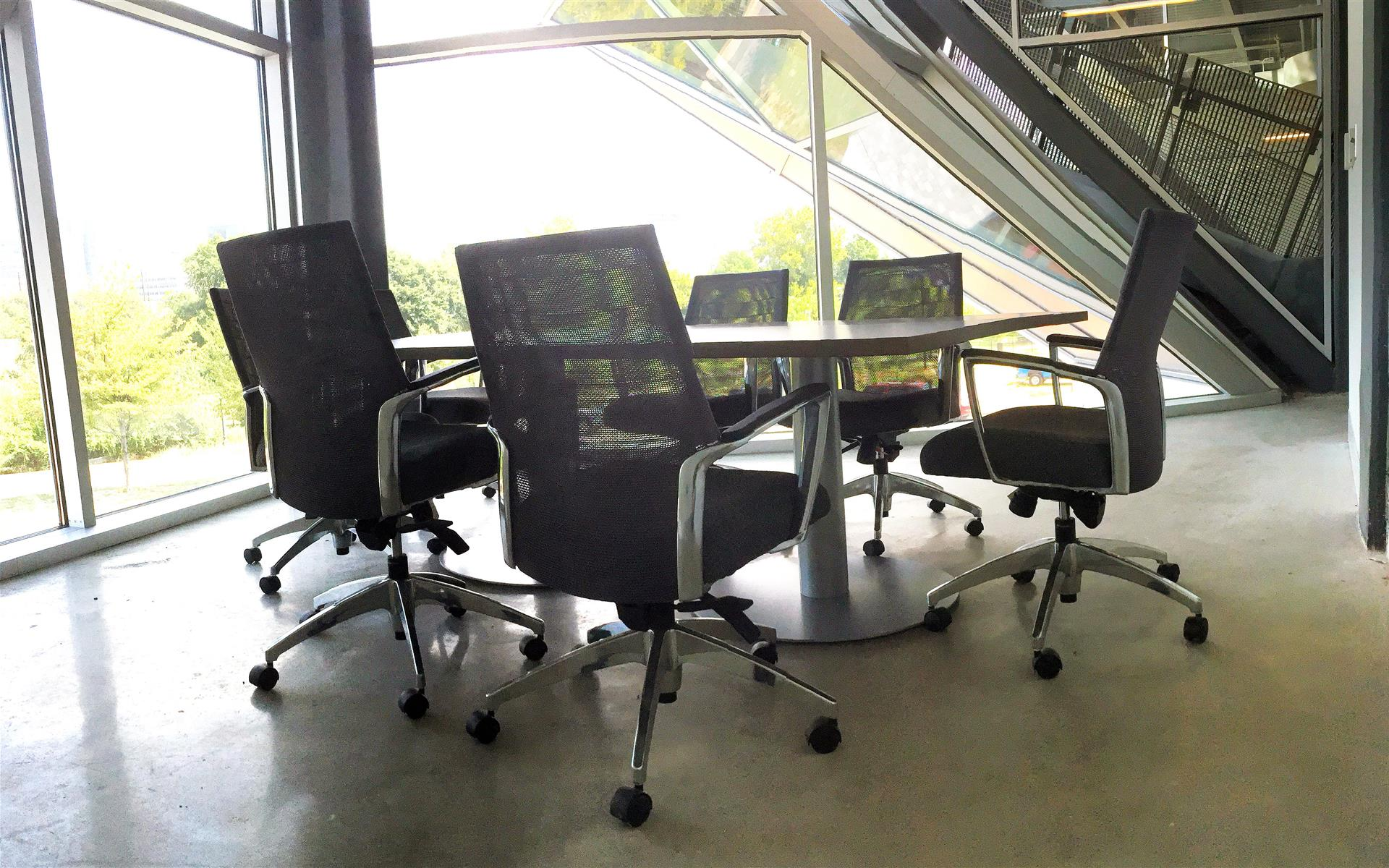 The Pennovation Center powered by 1776 - 201 Strategize Meeting Room