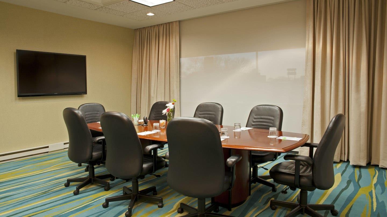 Springhill Suites Chicago O'Hare - Douglas Board Room