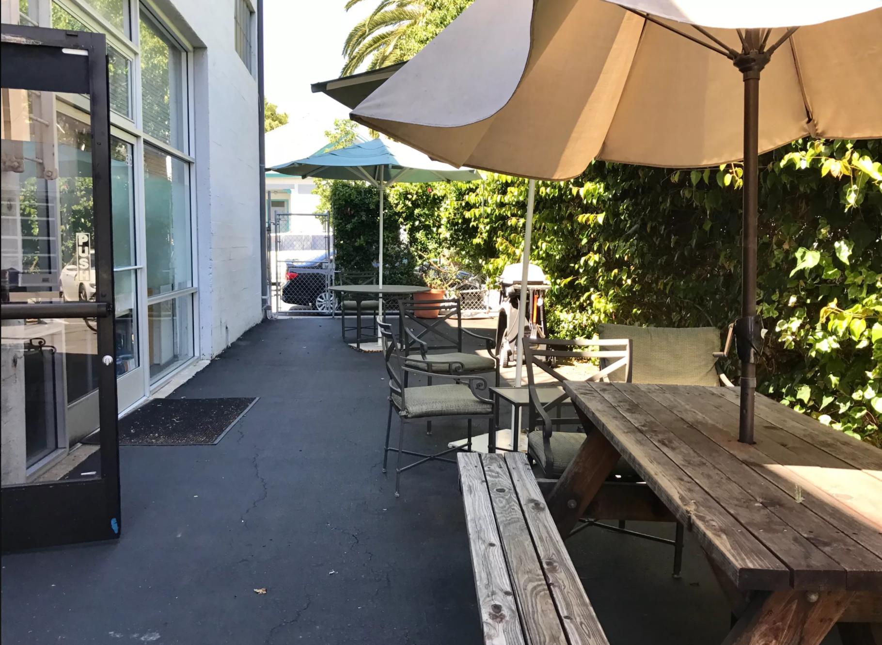 Working At Starcamp, Palo Alto At Palo Alto