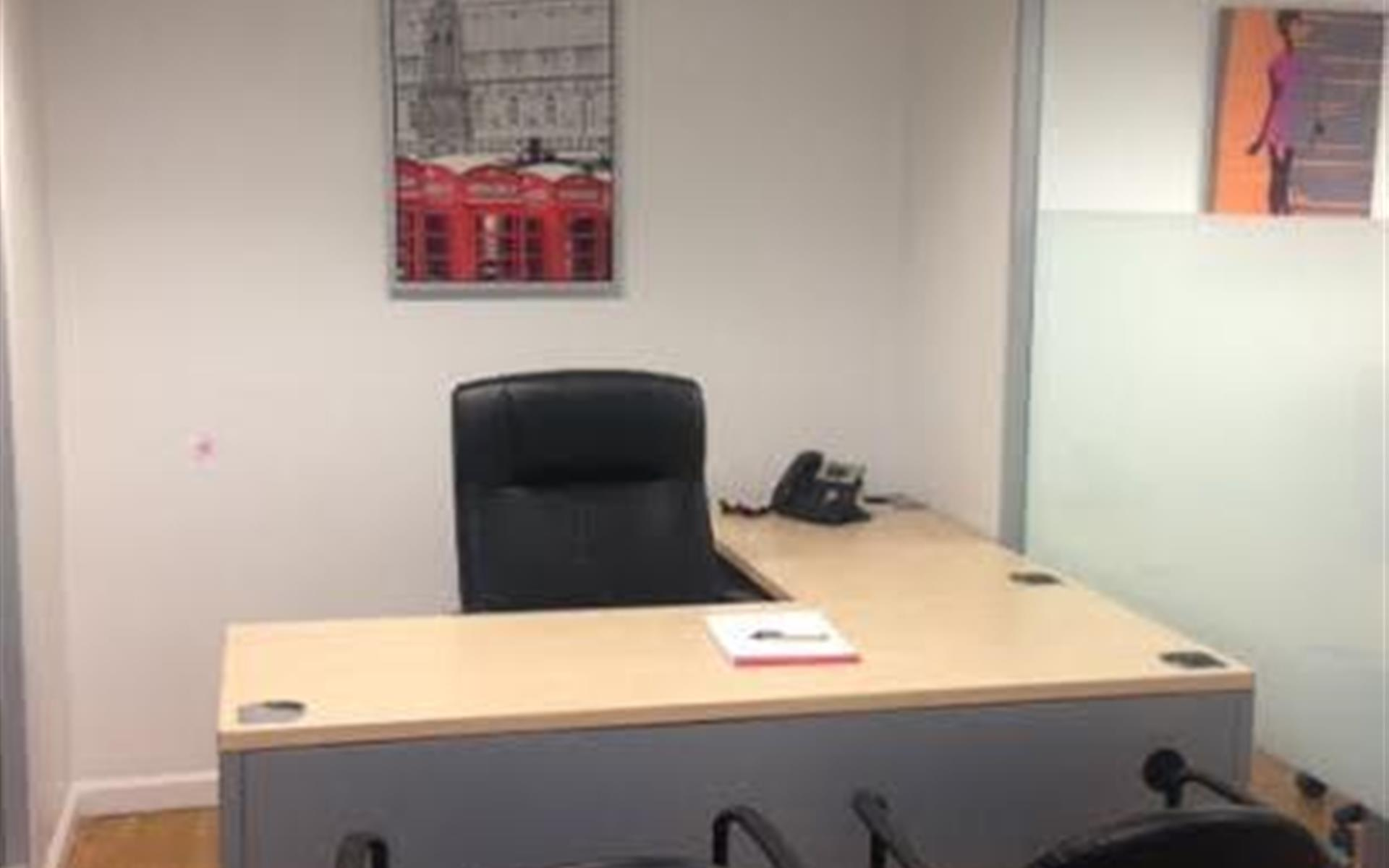 New City Ventures - I Share Office Space