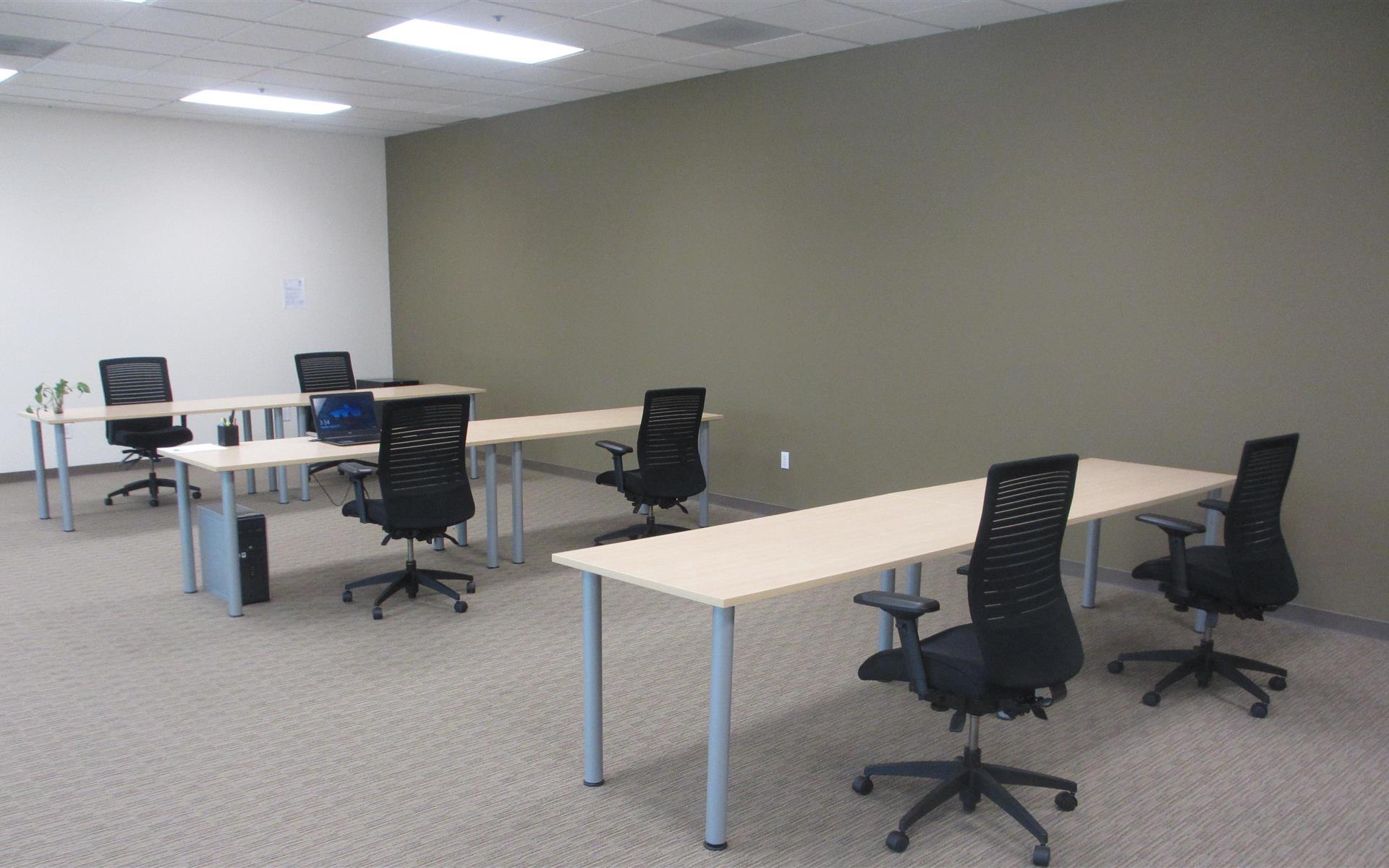 Smartaics - Main Office Space