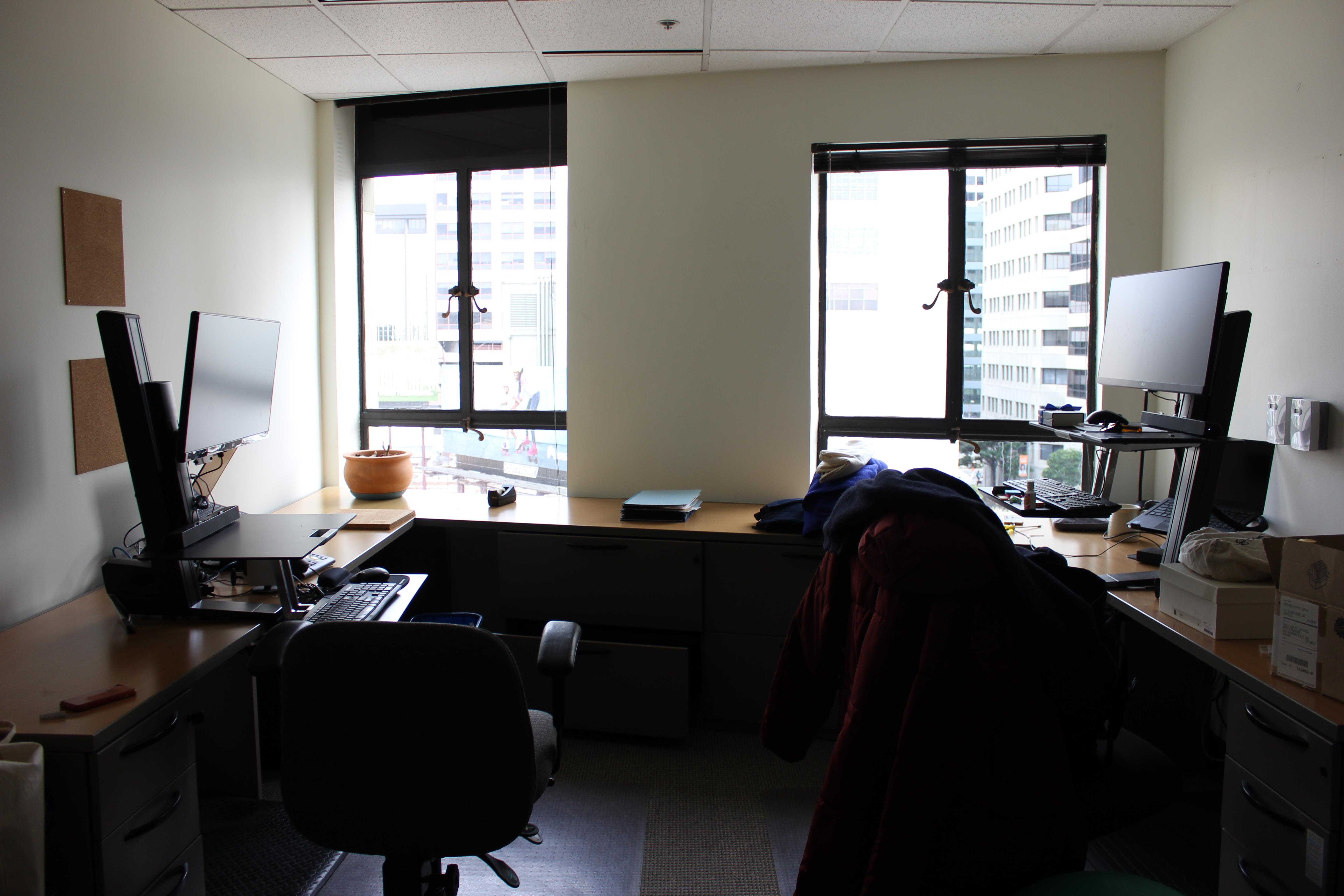 Beatiful office/event space in Oakland - Office Spaces/cubicles in shared suite