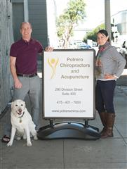 Host at Potrero Chiropractors and Acupuncture