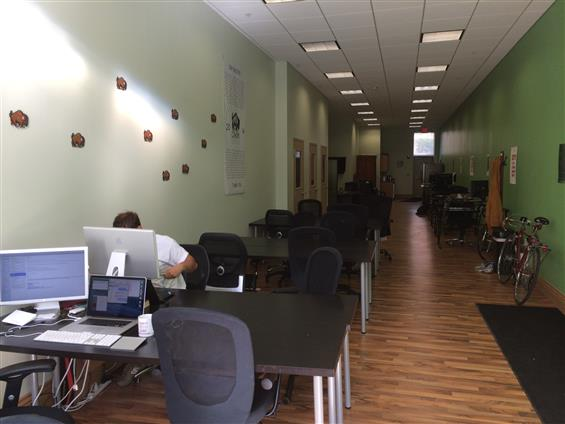 Buffalo Office Space