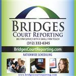 Logo of Bridges Court Reporting