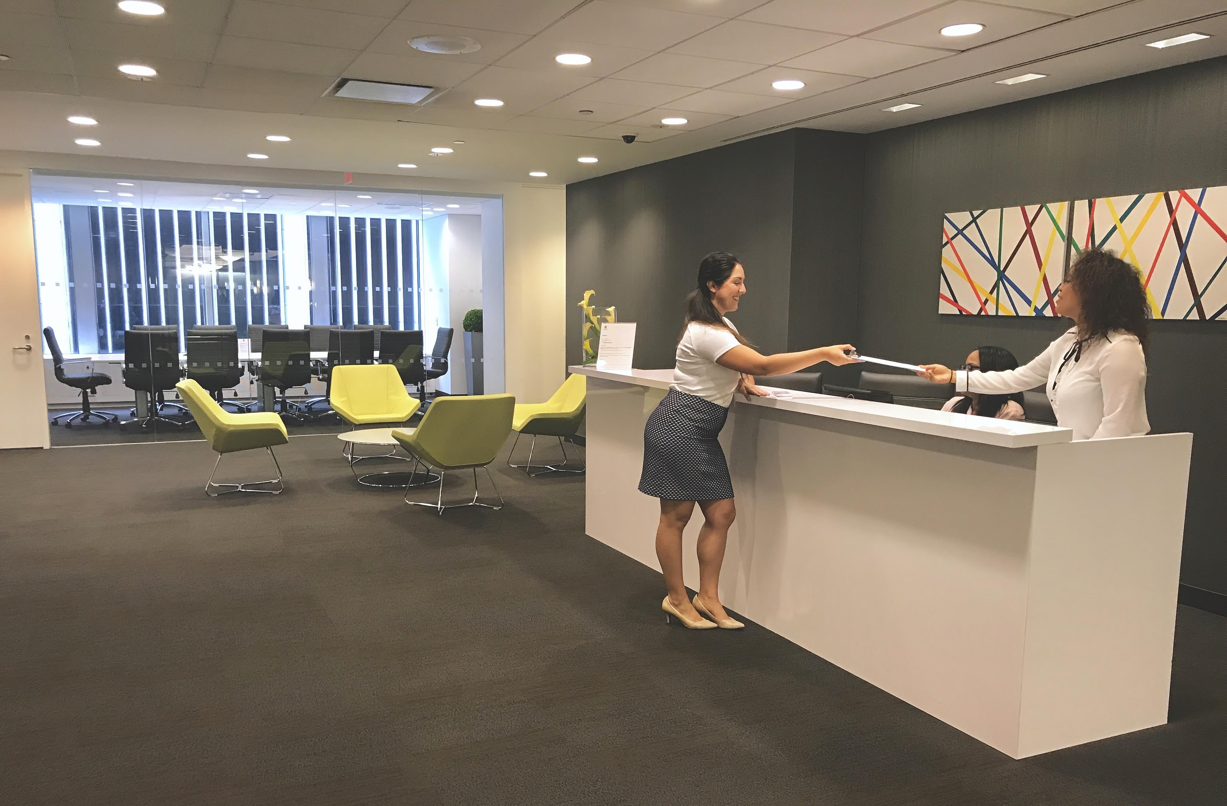 Virgo Business Centers Midtown - Private Office for 3 in Midtown West