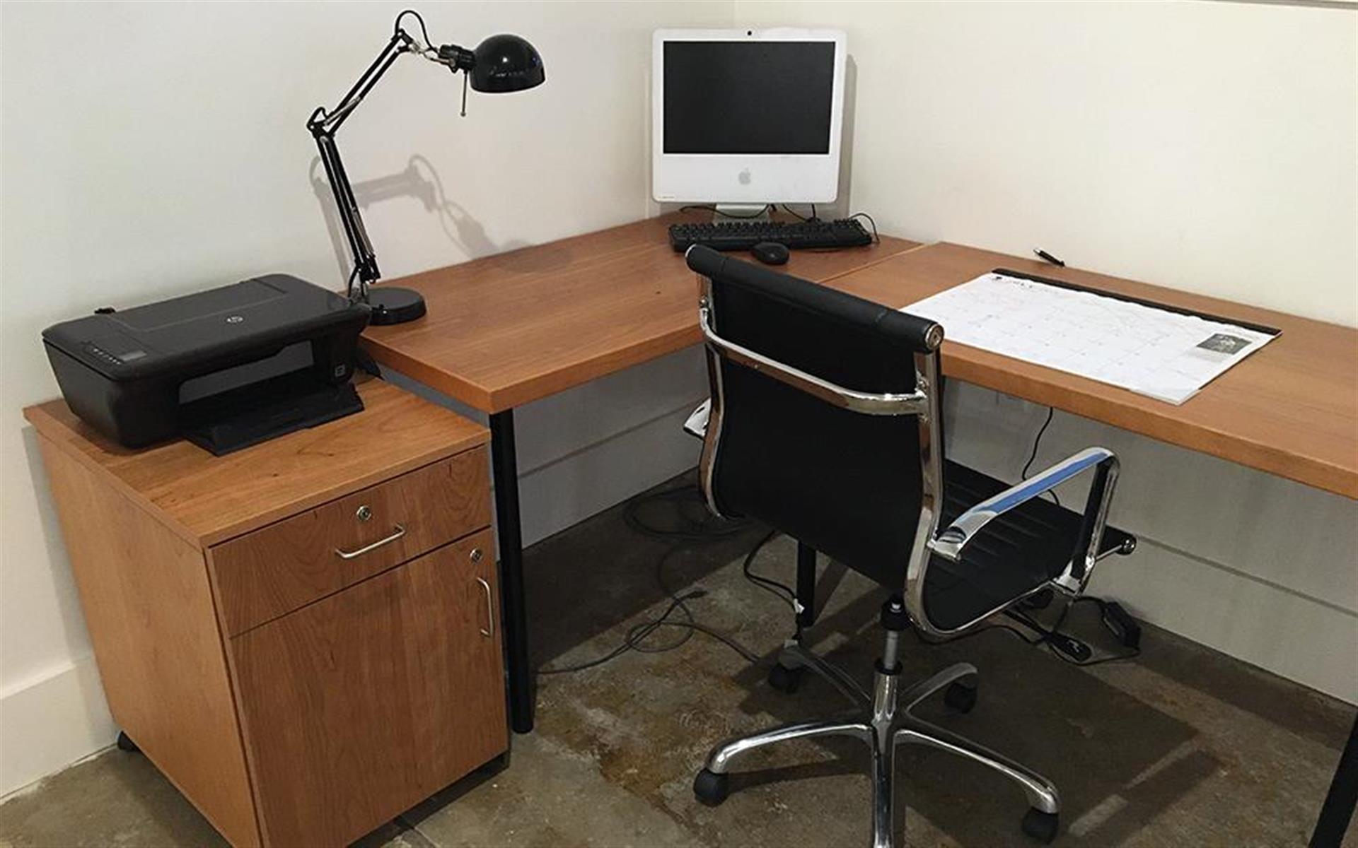Work Mt. Airy - Dedicated Desk