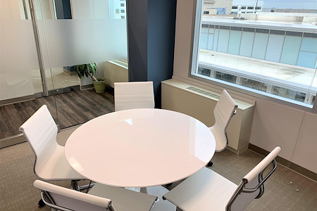 Bethesda Crossing - Small Conference Room with Window