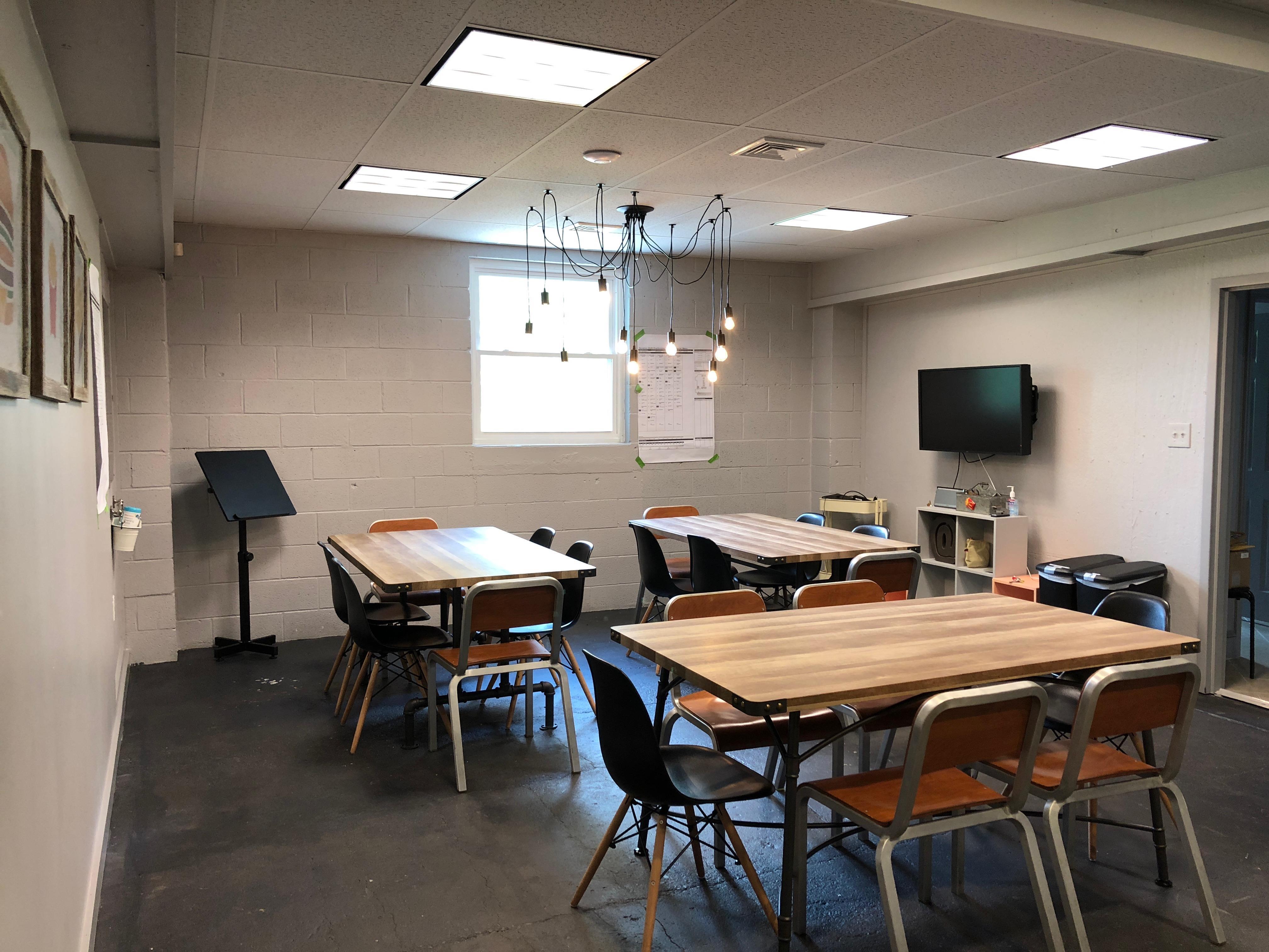 Main Street East Petersburg Meeting Space - Meeting Room 1