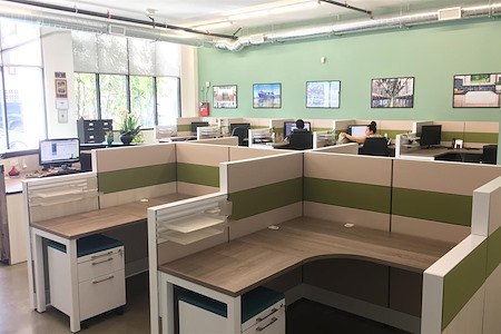 Los Angeles Office Space