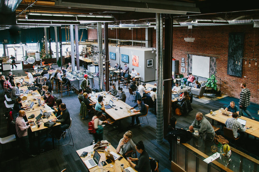 Covo SF - Hourly Coworking Lounge