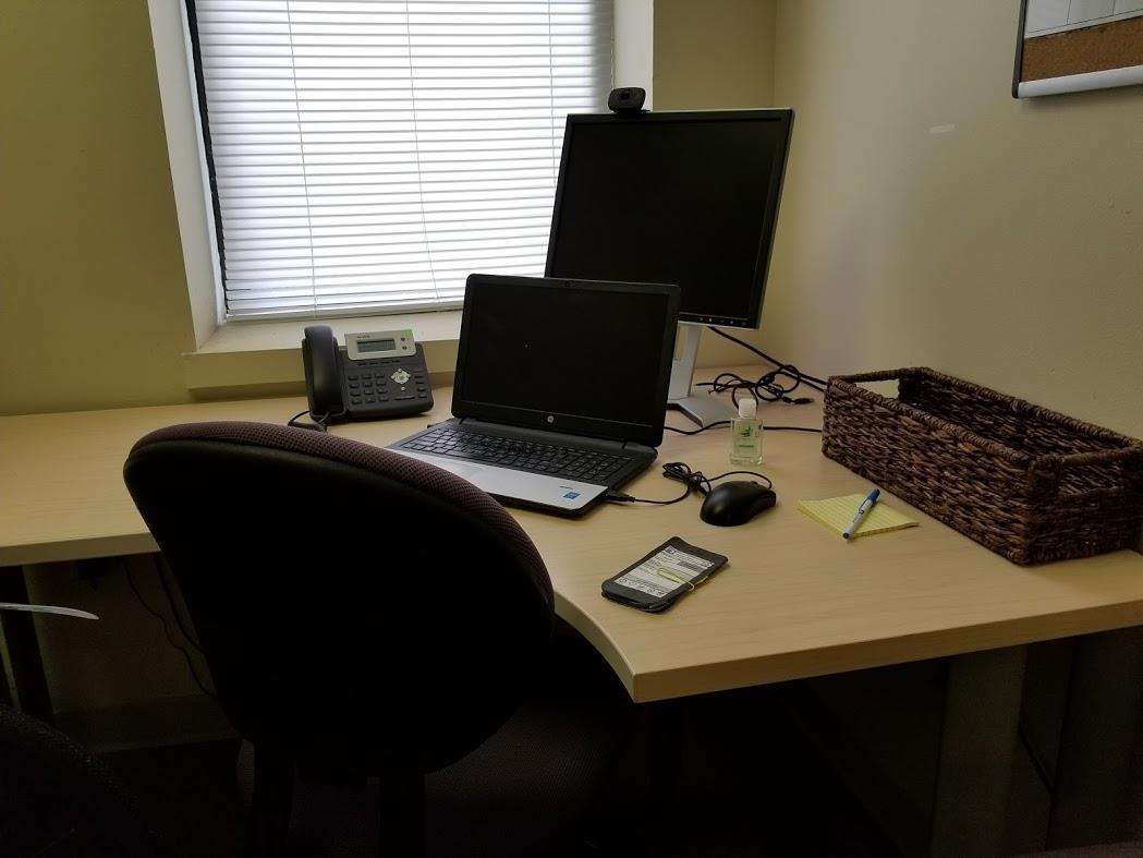 MTC Labs - Desk #3 (Ba 01 Dy)