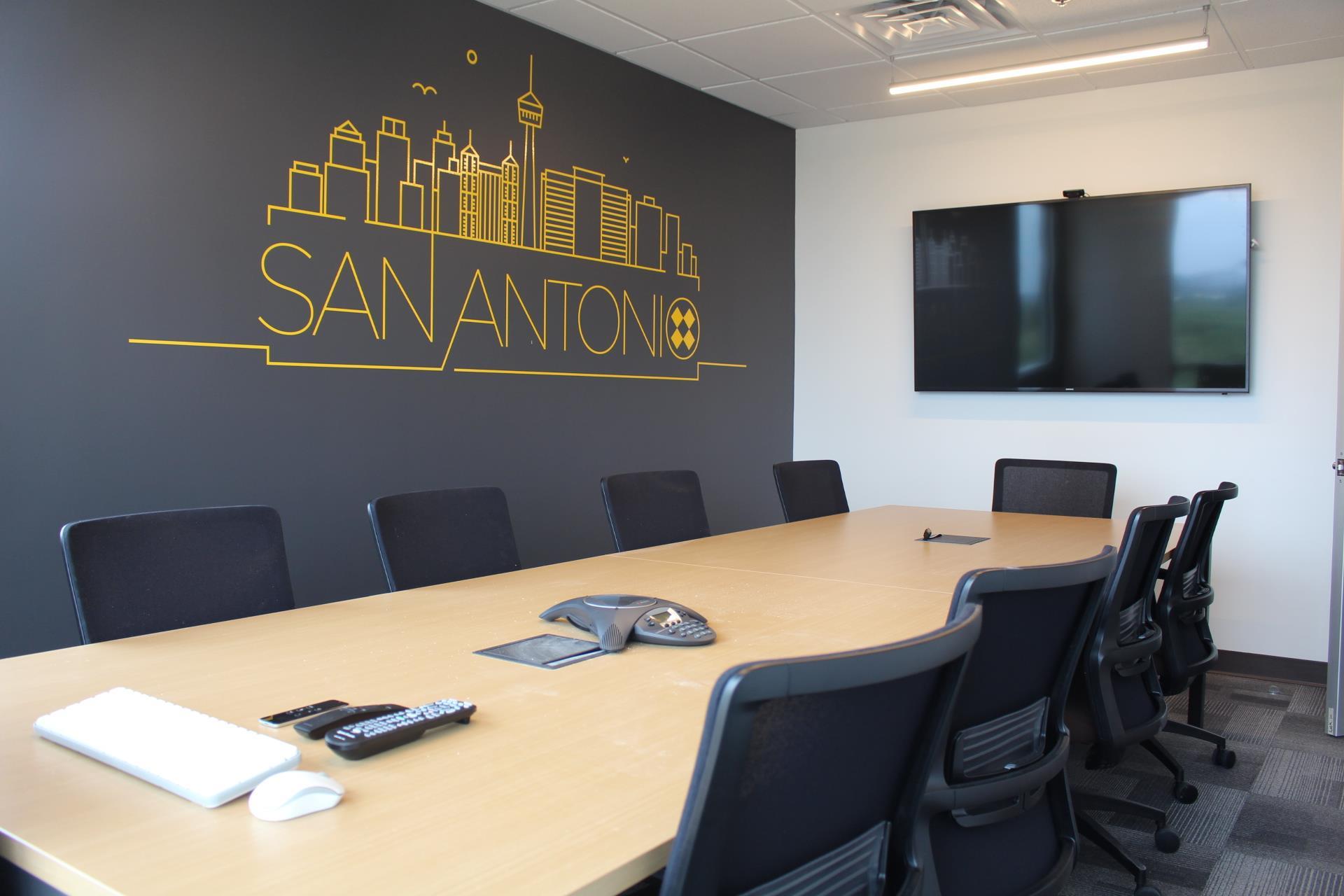 Venture X | San Antonio - Tower of The Americas Meeting Room