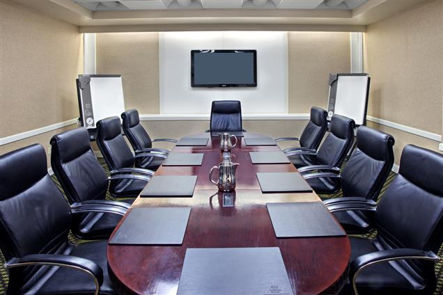 Hilton Hartford - PT Barnum Boardroom
