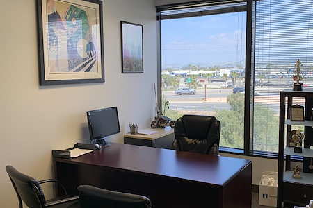 Financial Office - Office Suite 1