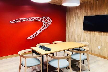 Capital One Café - Carytown - Meeting Room 2