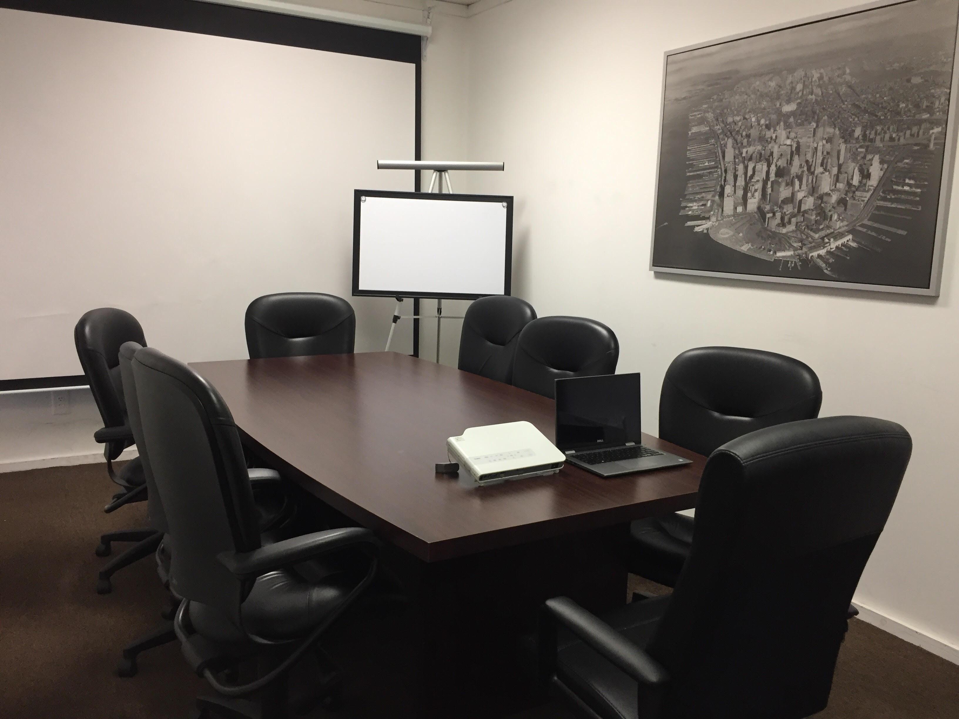 Lackawanna Offices - Meeting Room