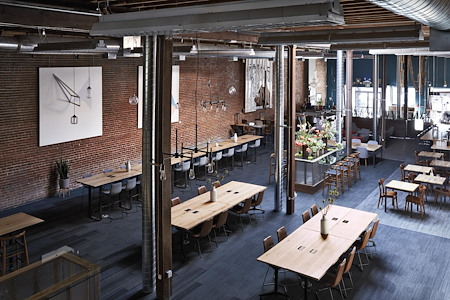 Covo SF - Open Seating