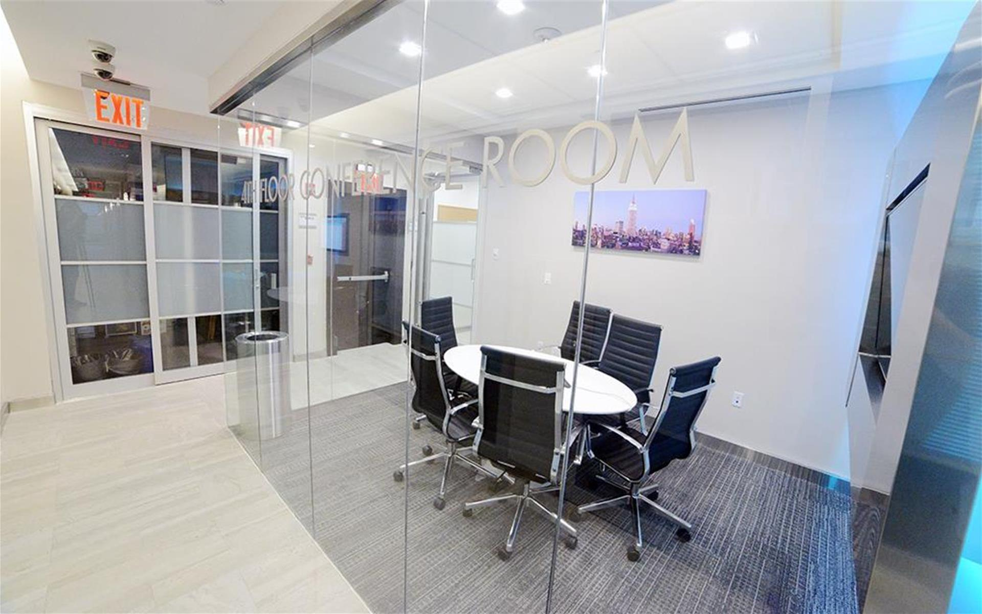 Jay Suites Madison Avenue - 4th Floor Meeting Room-Weekends