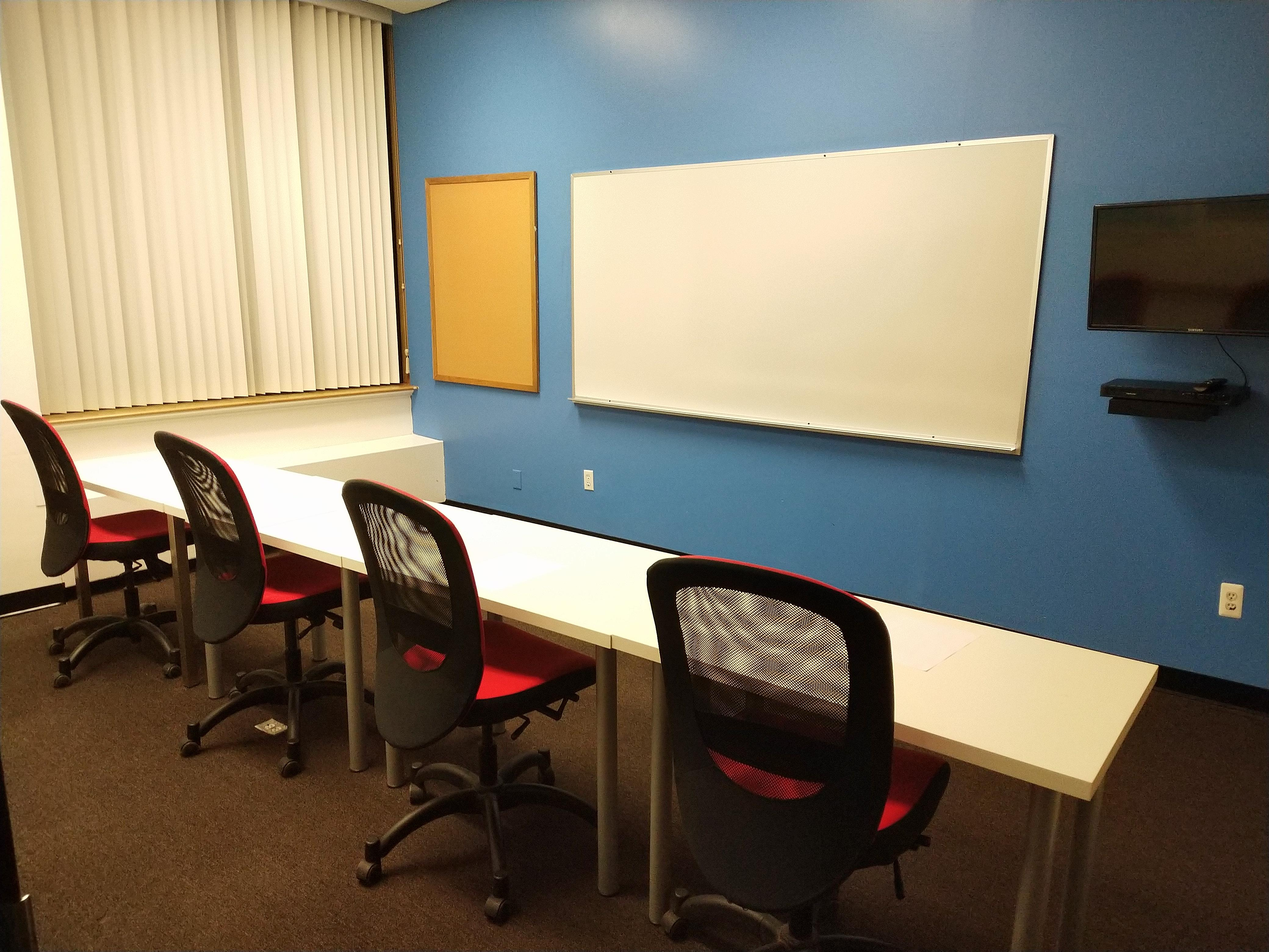 Harvard Square Office Space - Room for 6 - Monthly