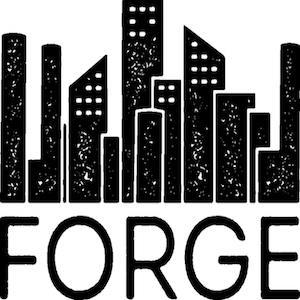 Logo of Forge
