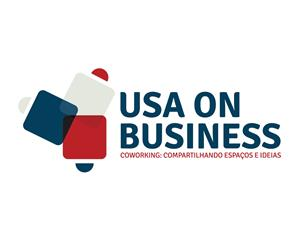 Logo of USA on Business