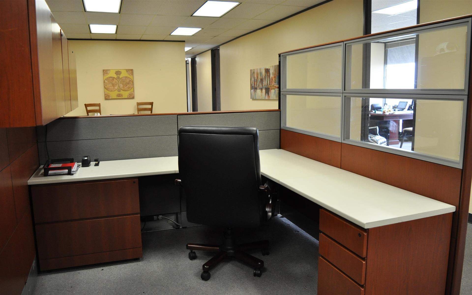 Office In America Co. - Executive Cubicle D4