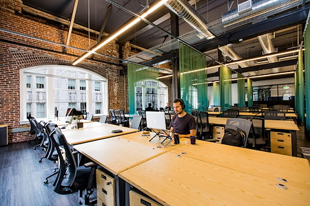 Werqwise - Dedicated Desk