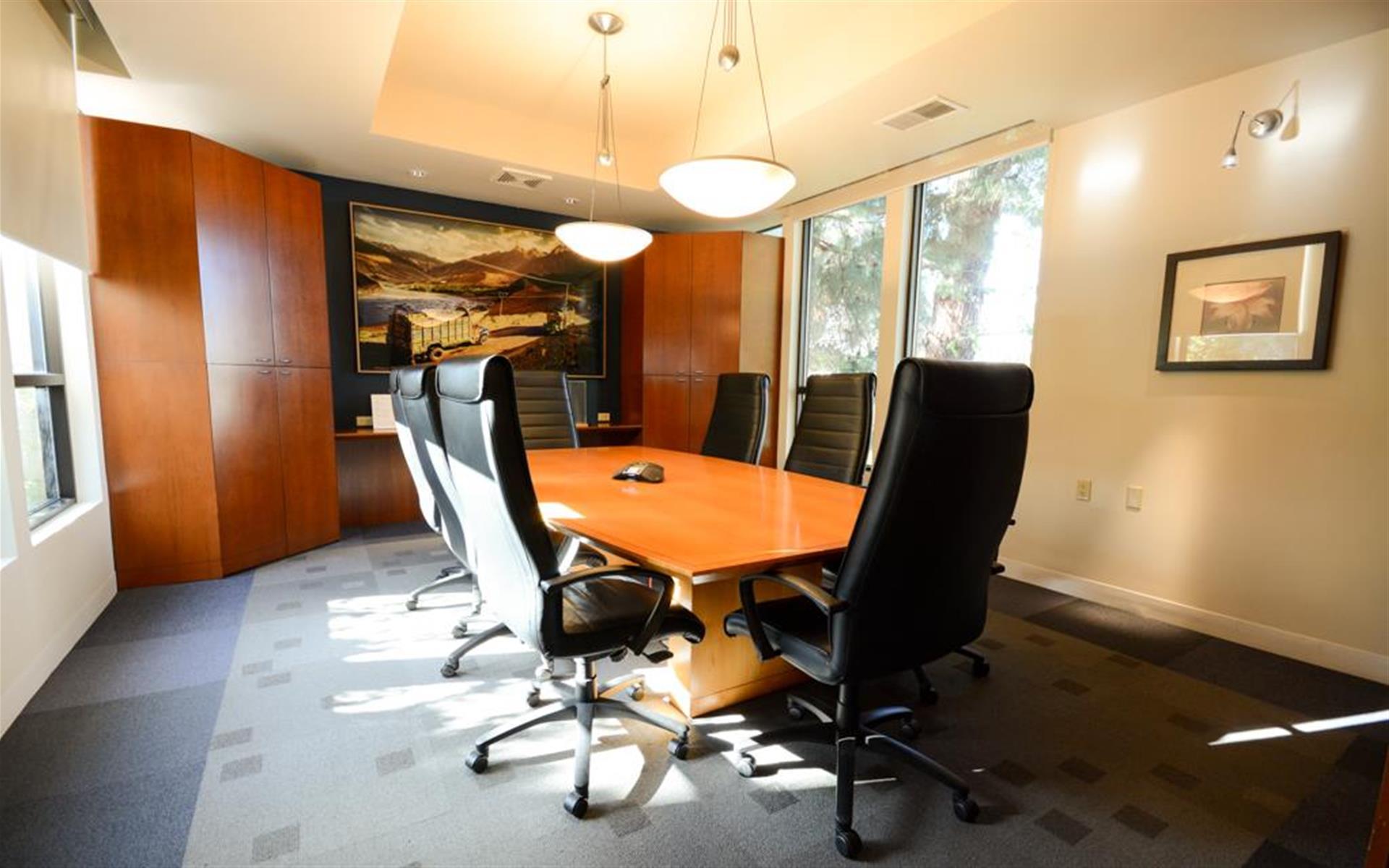 San Mateo Office Space