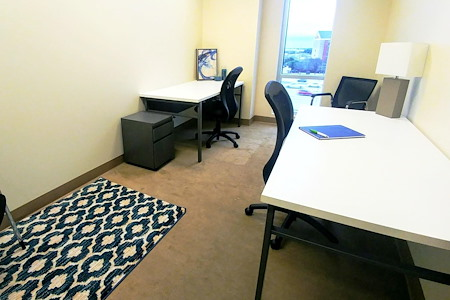 (ALN) One Allen Center - Spacious office for 1 or team of 2-3!