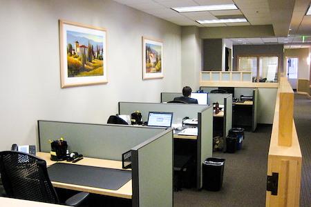 Intelligent Office San Francisco - Workstation 4