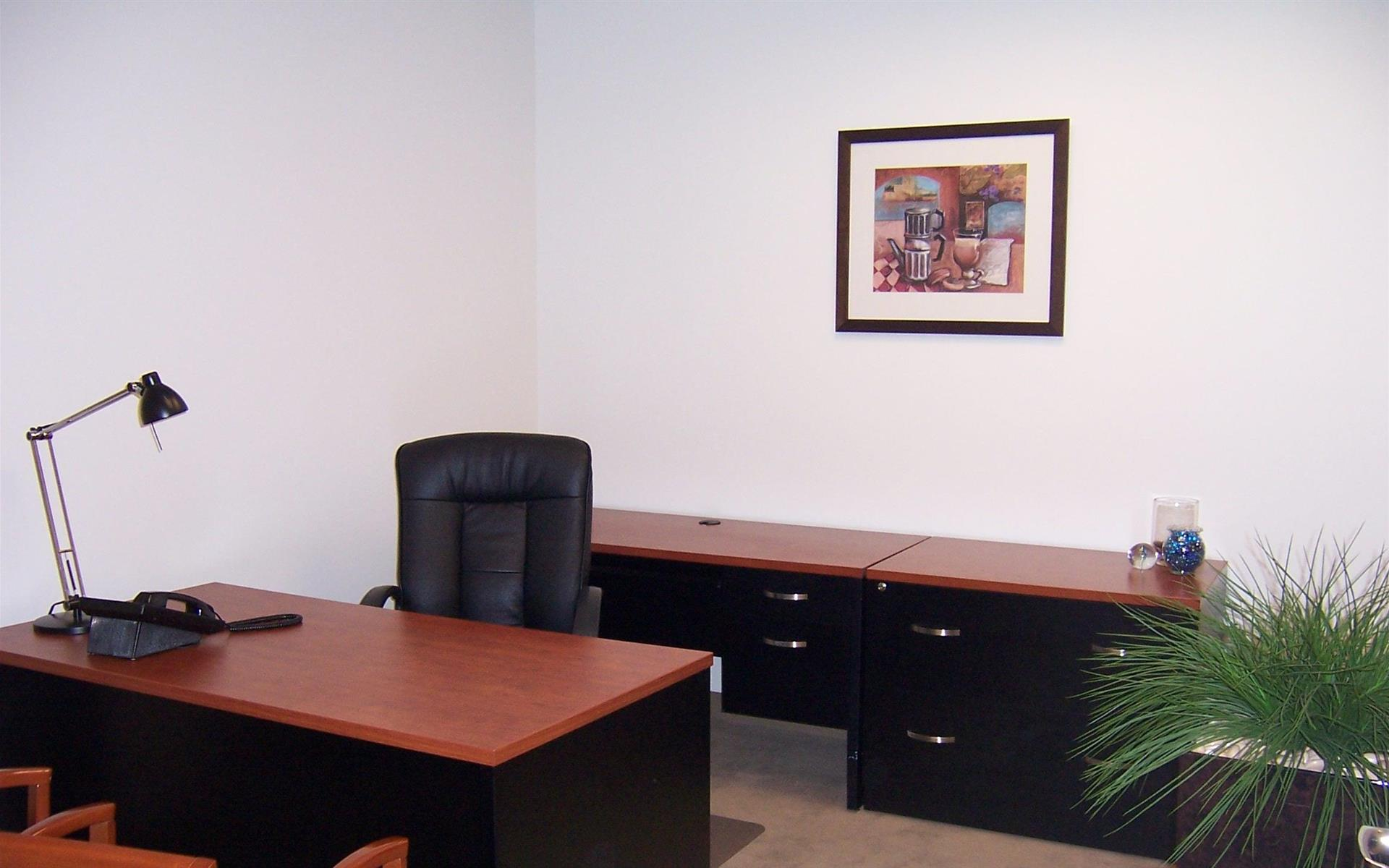 (OSS) One Sansome - Interior Office