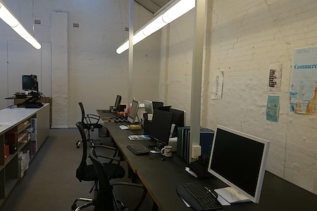 Hawthorn Studios - Dedicated Desk 1