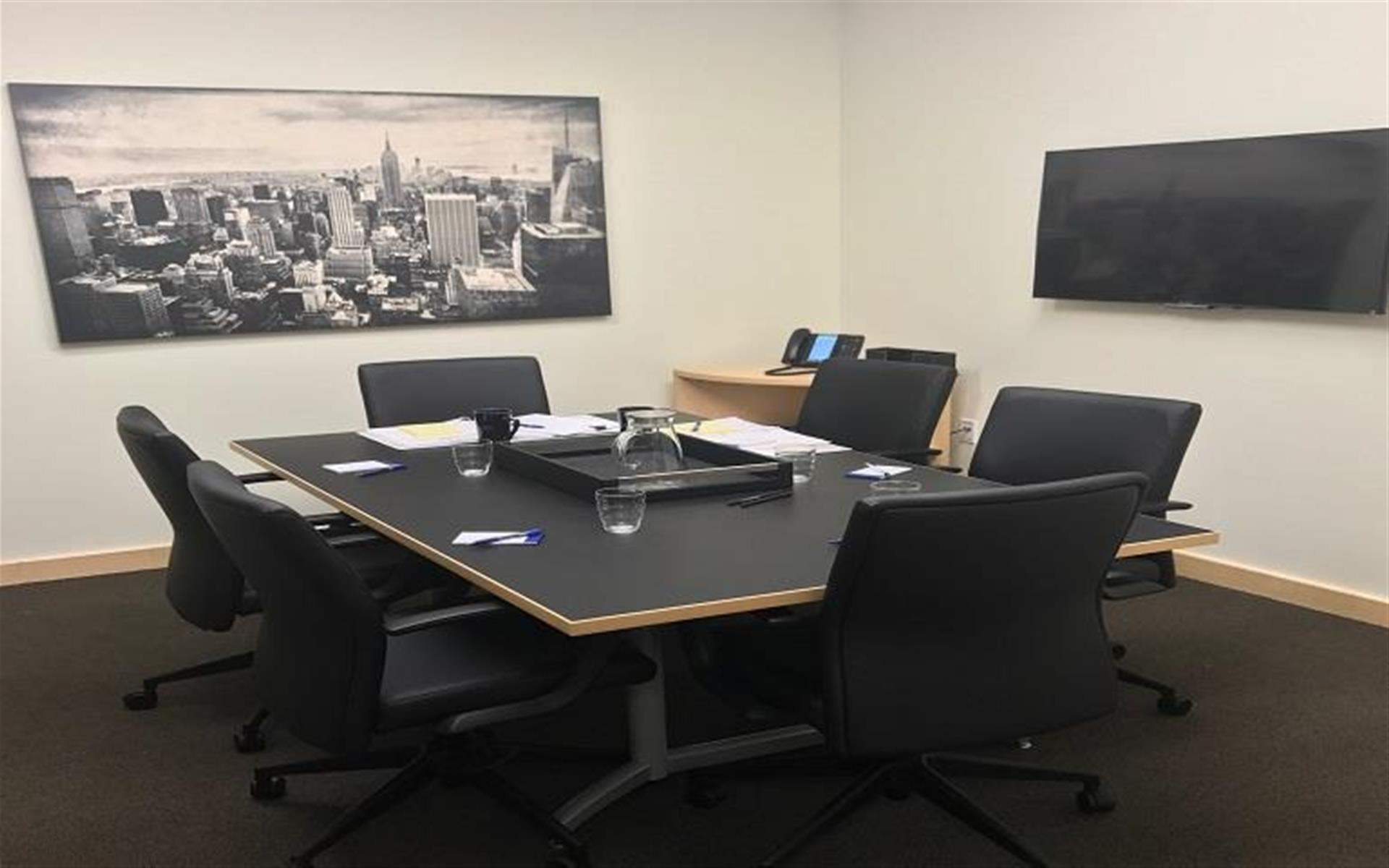 Intelligent Office Bethesda - New York Room - Medium Meeting Room