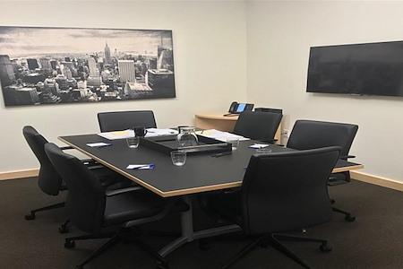 Intelligent Office Bethesda - New York Room - Medium Meeting Room