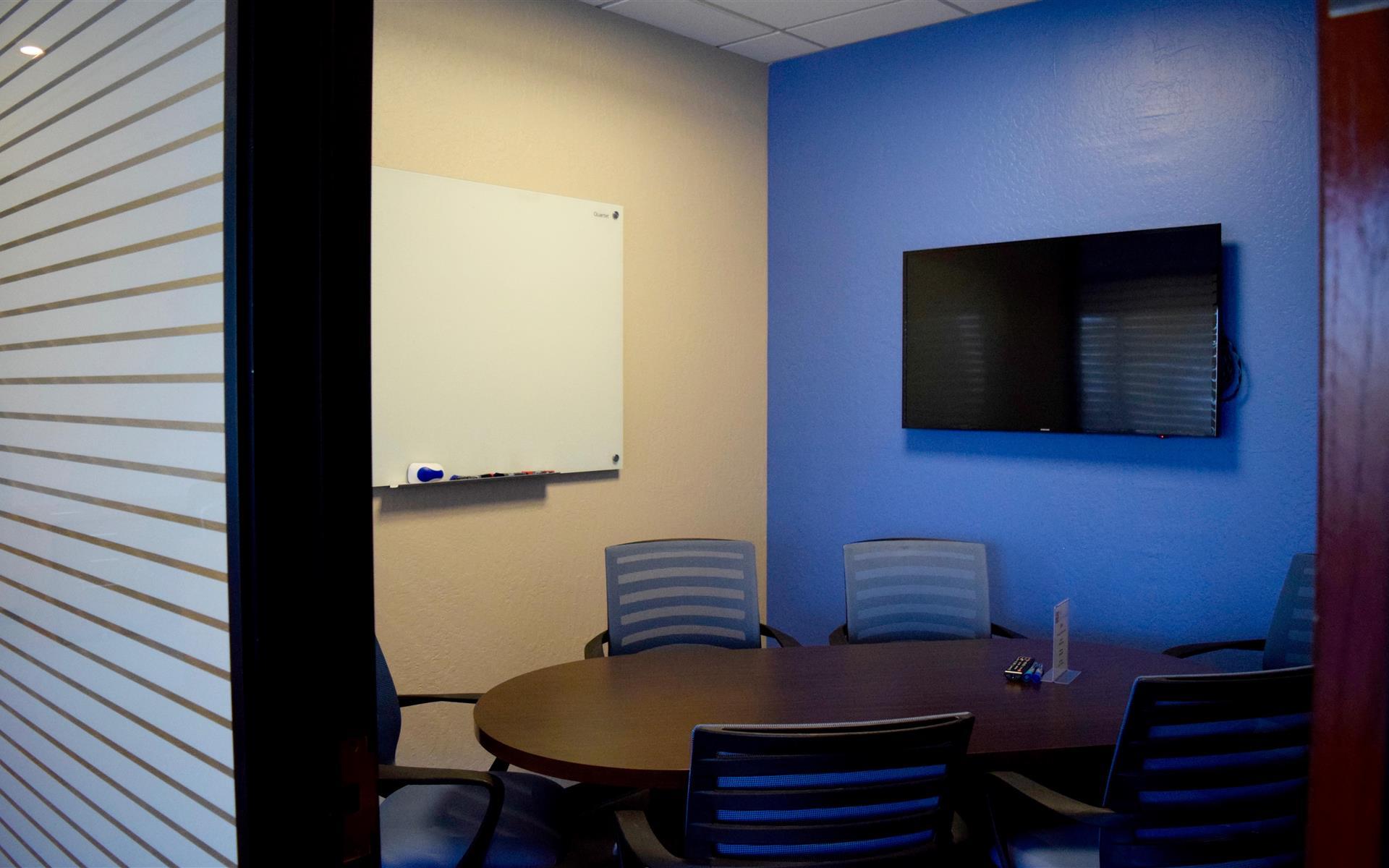 580 Executive Center - Blue Room @ Dedicated