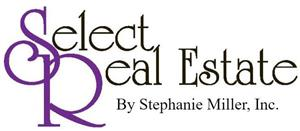 Logo of Select Real Estate by Stephanie Miller, Inc.