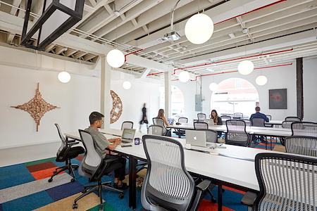 The Yard: Gowanus - Coworking for 1